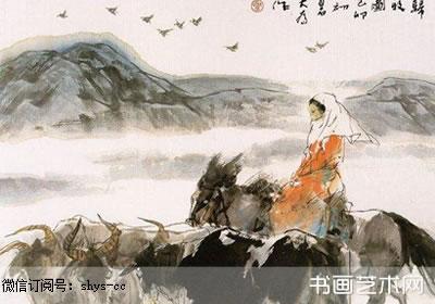 娄东山水画作品双年展征稿