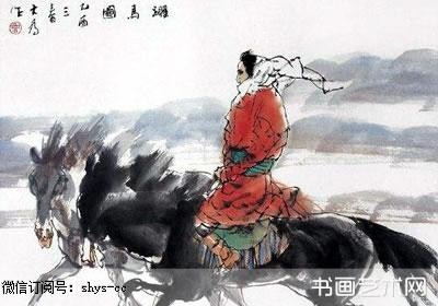 丹青鹿城中国画油画作品展初评