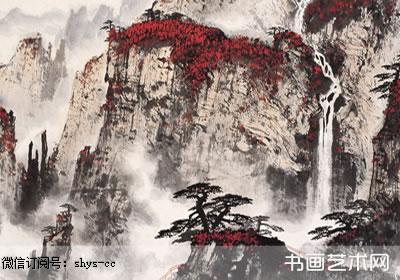 翰墨青州 中国画作品展复评