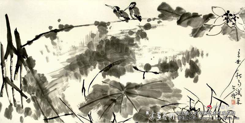 李苦禅 绘画作品欣赏