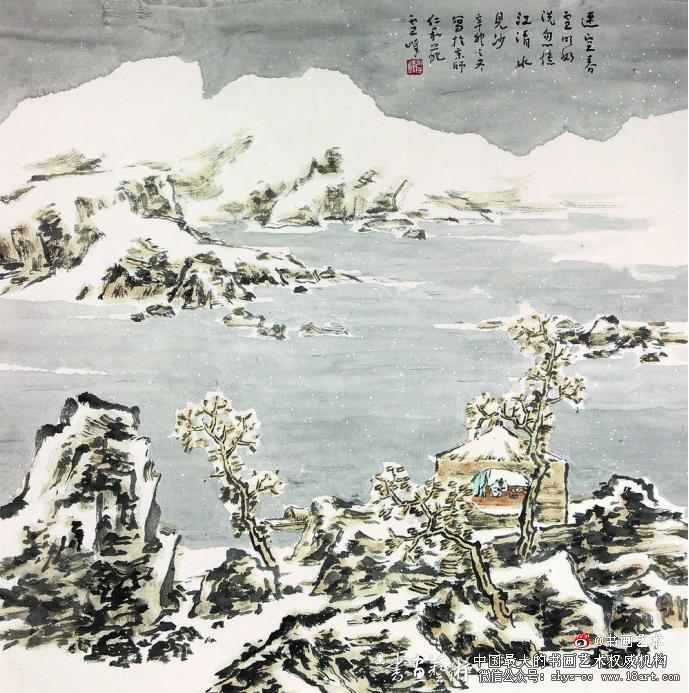 丁雪峰 绘画作品