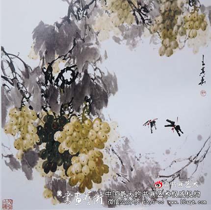 王其华 花鸟画艺术