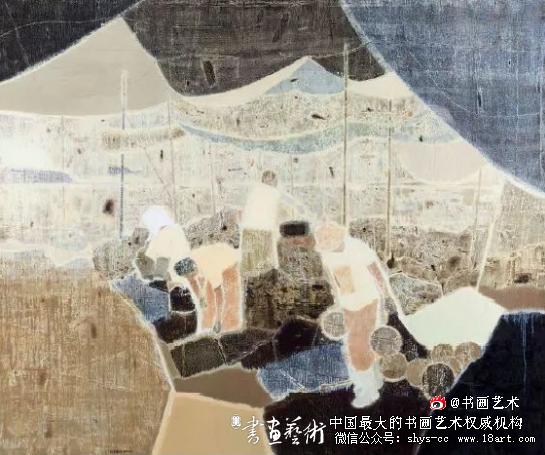 陆志坚《收获的季节》