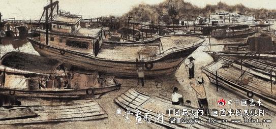 吴志军(广西) 潮已退去·二 100×200cm 油画(第六届全国青年美术作品展作品)