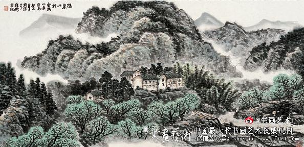 宜兴 程 鹏  绿染山村